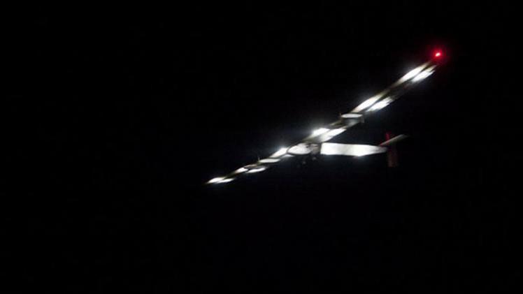 VIDEO: El vuelo solar alrededor de la Tierra aterriza en China