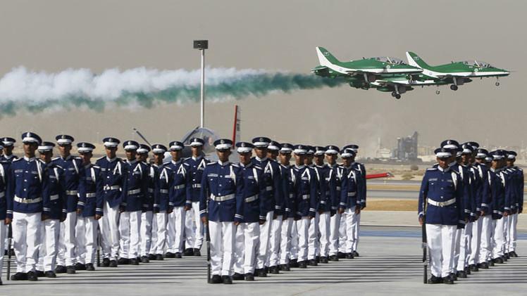 Arabia Saudita: la mejor armada potencia militar del Golfo