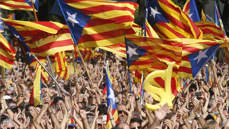 Soberanistas catalanes fijan plazos para lograr la independencia