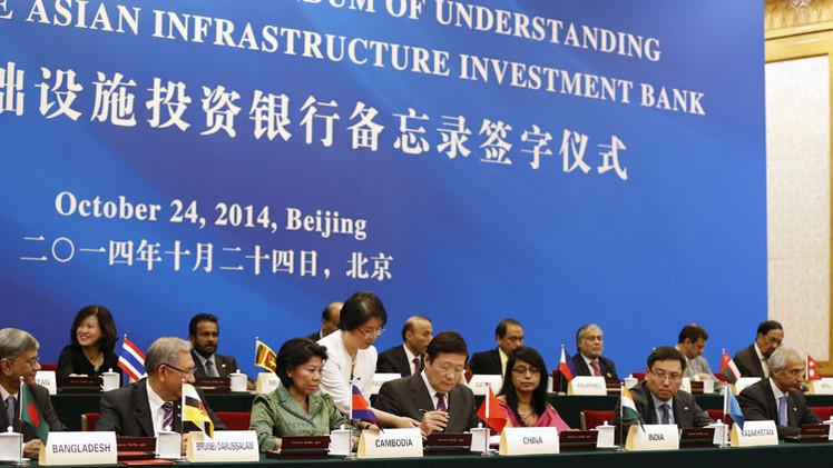 """El nuevo banco de China, """"una advertencia a EE.UU. de que el mundo ha cambiado"""""""