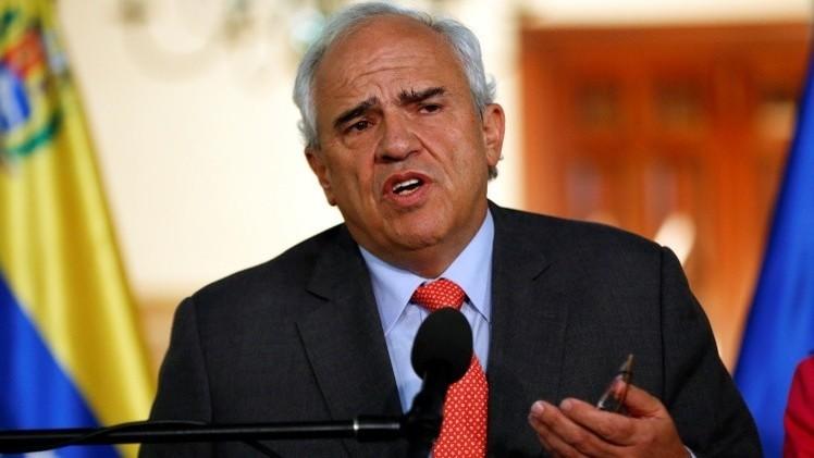 El secretario general de la Unasur, Ernesto Samper