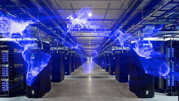 Fotos: Conozca la nueva sede futurista de Facebook
