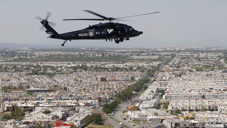 EE.UU. arma a México por 1.300 millones de dólares en menos de un año