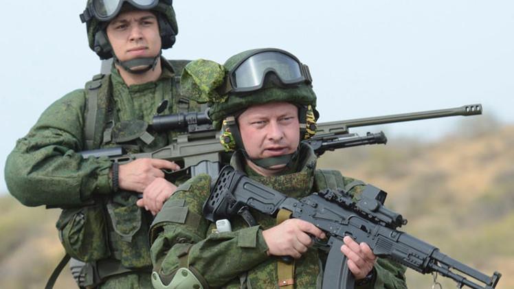 Rusia mostrará a sus 'soldados del futuro' en el desfile del Día de la Victoria en Moscú