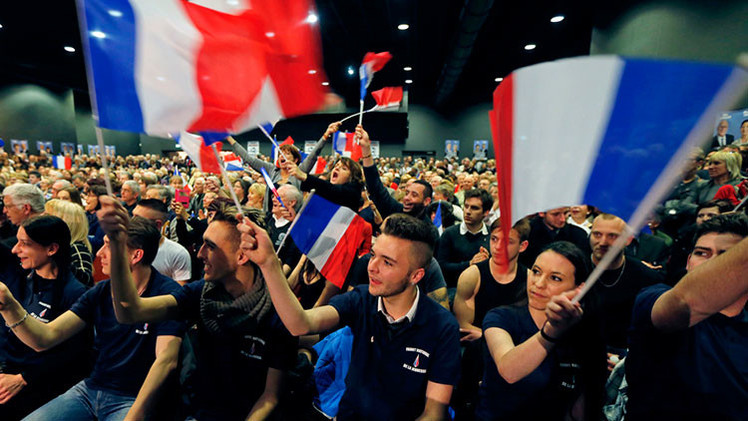 """'The Wall Street Journal': """"En las elecciones en Francia 'ganó' Putin"""""""