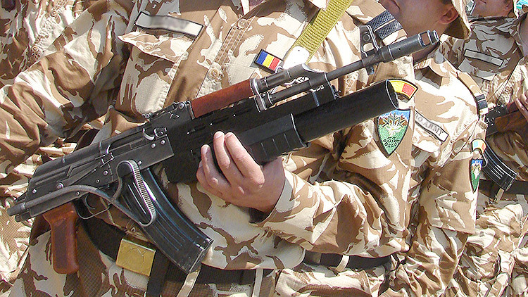PA Md.86 (Romania)
