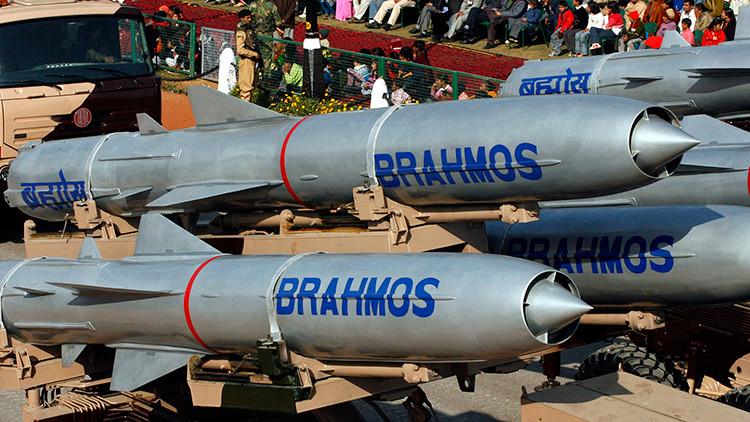 Resultado de imagen de misiles anti-buque BrahMos