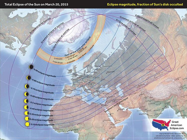 ¿Cómo sobrevivirá el país más depende de la energía solar el mayor eclipse en 15 años?