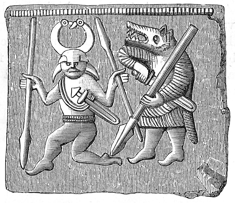 Викинги - берсерки