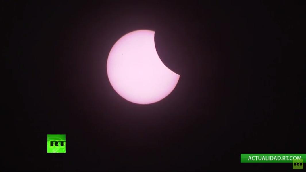 Eclipse solar, 20 de marzo de 2015