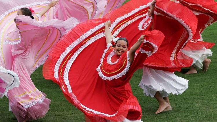 Bailarinas venezolanas