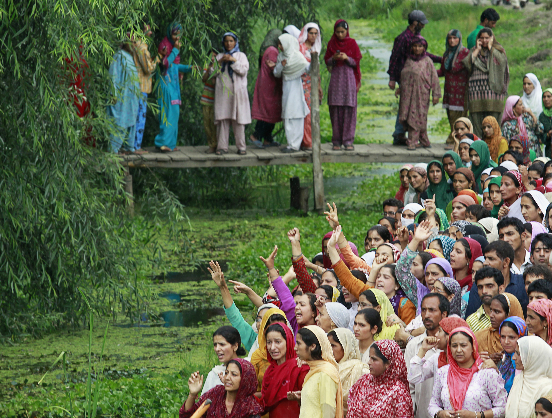 Desaparece la Joya de Srinagar, uno de los lagos más bellos de la India