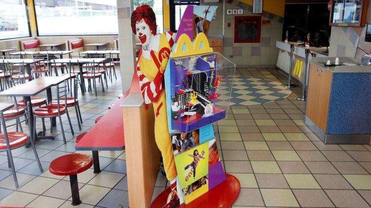 McDonald's experimenta las pérdidas más grandes de la última década