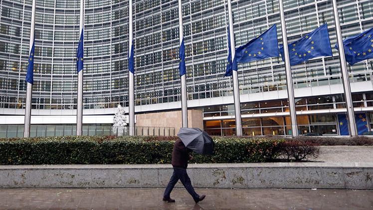 Sede de la UE en Bruselas