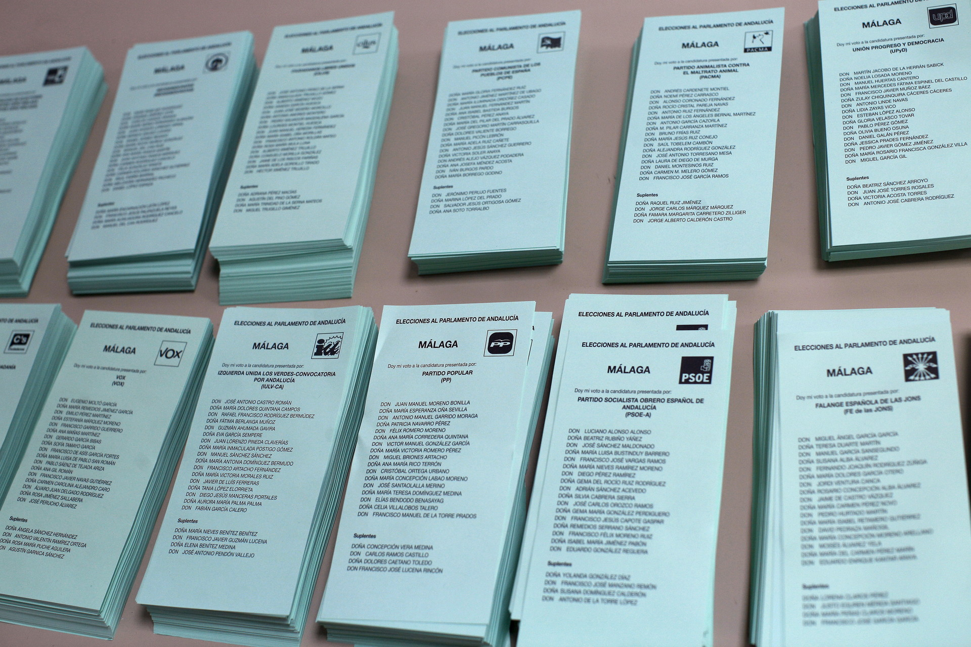 ¿Qué camino escogerá Andalucía en sus elecciones parlamentarias?