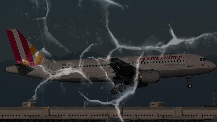 Se estrella en Francia avión de pasajeros Airbus A320 de Germanwings