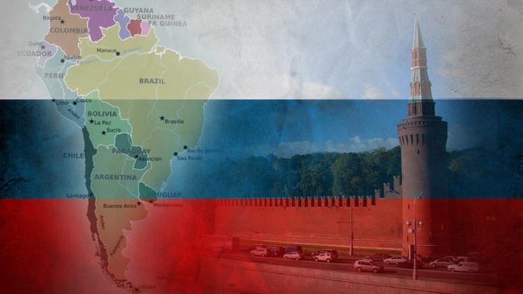 El canciller ruso Serguéi realiza una gira por Latinoamérica