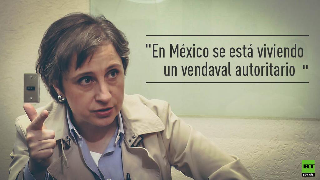 En México se está viviendo un vendaval autoritario