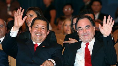 No se pierda el documental 'Mi amigo Hugo' de Oliver Stone, en el aniversario de la muerte de Chávez