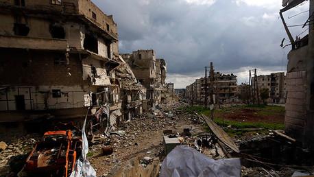 Científicos estadunidenses sostiene que el cambio climático podría provocar la guerra civil en Siria