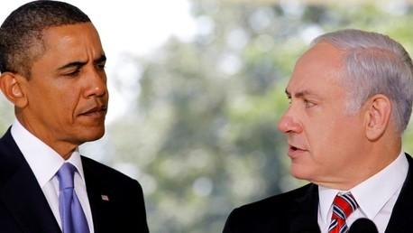 Barack Obama y Benjamín Netanyahu
