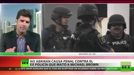 EE.UU.: No abrirán causa penal contra el expolicía que mató a Michael Brown