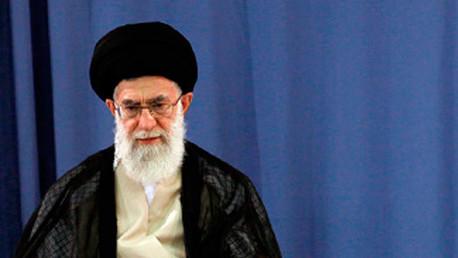 El ayatolá Alí Hoseiní Jameneí