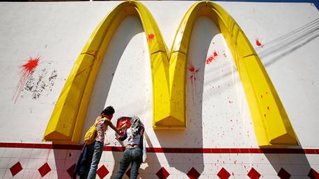 Las cosas que McDonald's no le dirá