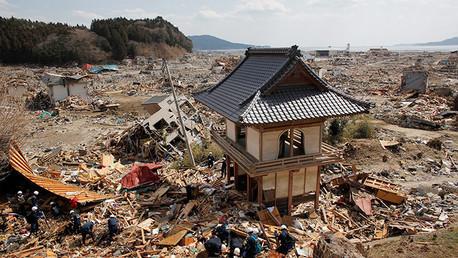 Japón Se Prepara Para Un Terremoto Que Podría Causar La Muerte De 320 000 Habitantes Rt