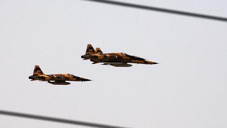 Yemen se niega a dejar circular aviones iraníes