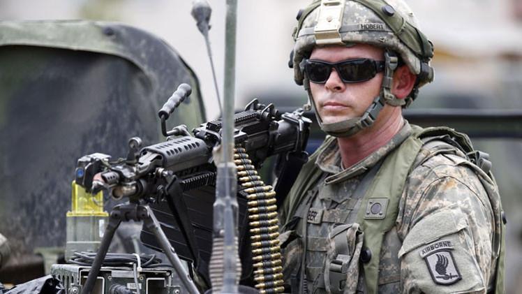'Cruce de sables': Alemania acoge a miles de militares para ejercicios multinacionales