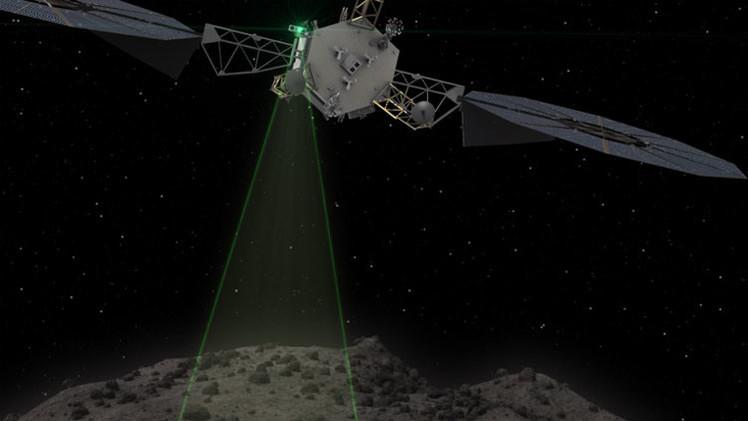 ¿Para qué colocará la NASA un fragmento de asteroide en la órbita de la Luna?