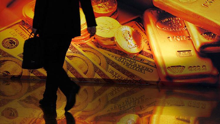 El oro huye de EE.UU. y vuelve a casa