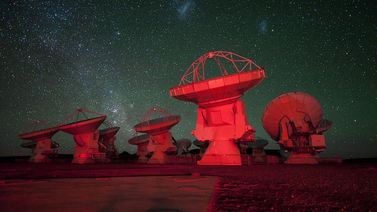 'Contact': Una fuente misteriosa emite extraños estallidos espaciales