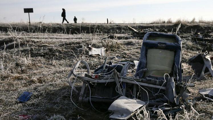 """""""La CIA ocultará datos sobre el MH17 para no dejar en ridículo a personas poderosas"""""""