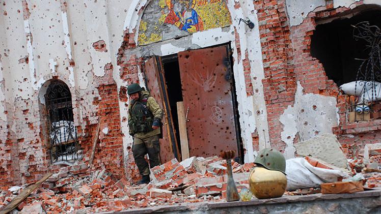 "Pepe Escobar: ""No he visto tanques rusos en Donbass"""