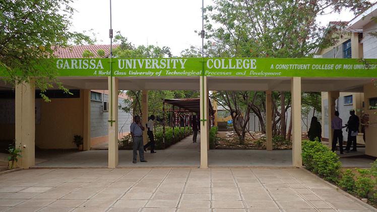 VIDEO: Hombres armados atacan una residencia estudiantil en Kenia