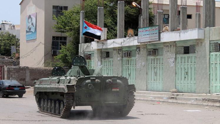 Video: Los hutíes en Adén convierten el Consulado General de Rusia en su sede