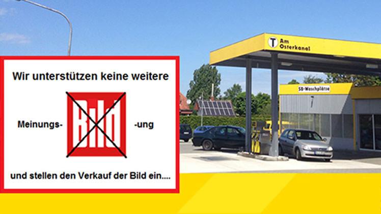 Lanzan una campaña de boicot contra 'Bild' por su cobertura de la tragedia de Germanwings