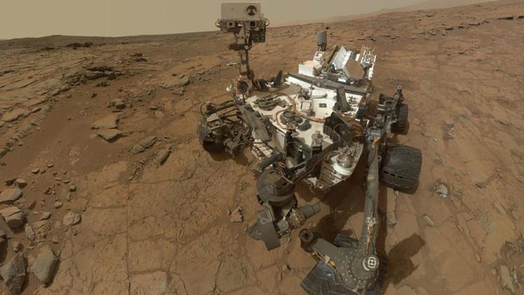 El explorador Curiosity revela detalles de la 'Ciudad Jardín' de Marte