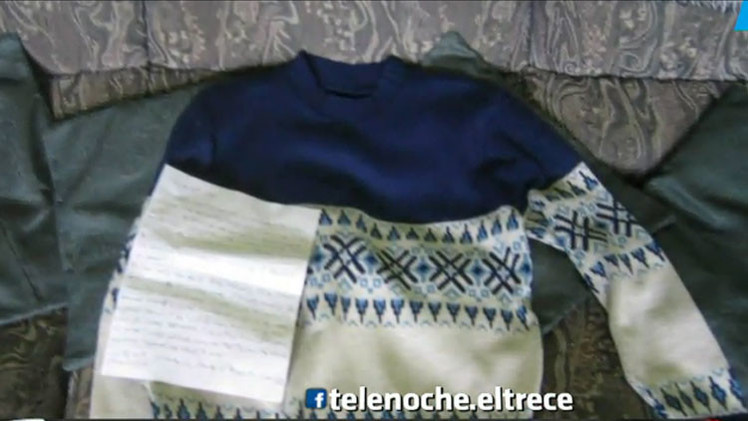 """""""Lloramos juntos"""": El suéter de las Malvinas que unió a un soldado argentino a las islas"""