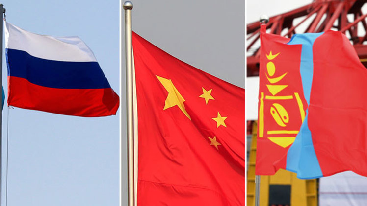 China propone un corredor económico con Rusia y Mongolia
