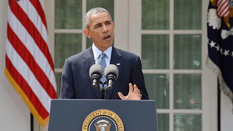 """Obama: EE.UU. ha llegado al """"entendimiento histórico con Irán"""""""
