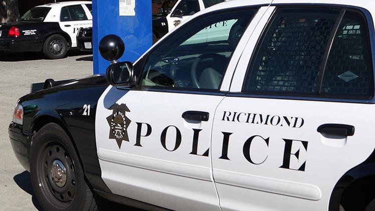 La policía de Richmond, EE.UU.
