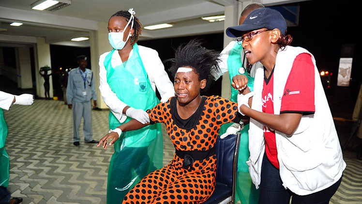 """Testigos de la masacre en Kenia: """"Mataban a quien les mirara a los ojos"""""""
