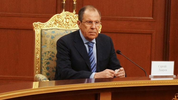 """Lavrov: """"Los resultados de las conversaciones sobre Irán son alentadores"""""""