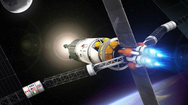 A Marte en 39 días: la NASA invierte en un motor superrápido
