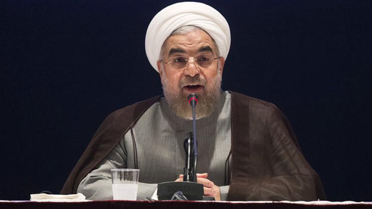 Rohaní: El mundo ha reconocido el carácter pacífico de los objetivos de Irán