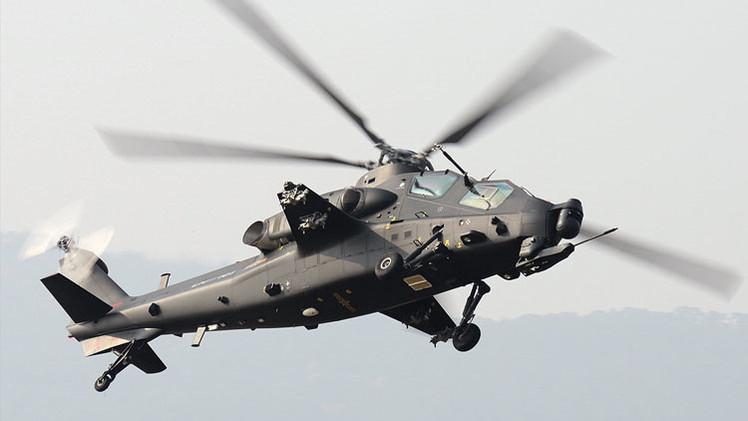 Helicópteros de ataque chinos reemplazan a los Cobra de EE.UU. en Pakistán