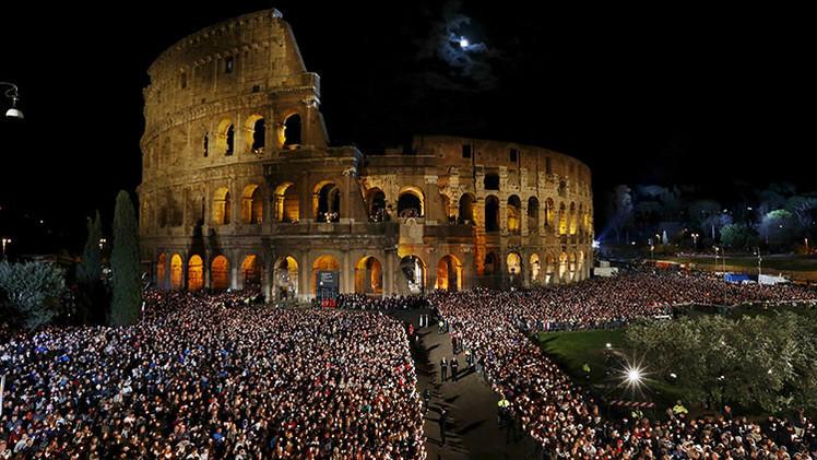 Viernes Santo en Roma